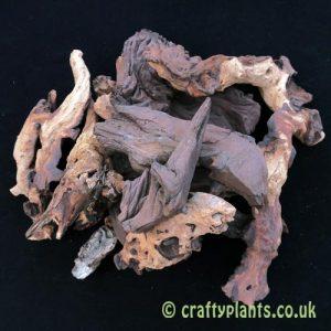 5kg of bogwood from craftyplants