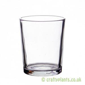 5.5cm glass pot by craftyplants